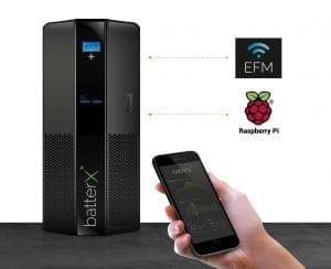 BatterXRespberry Pi