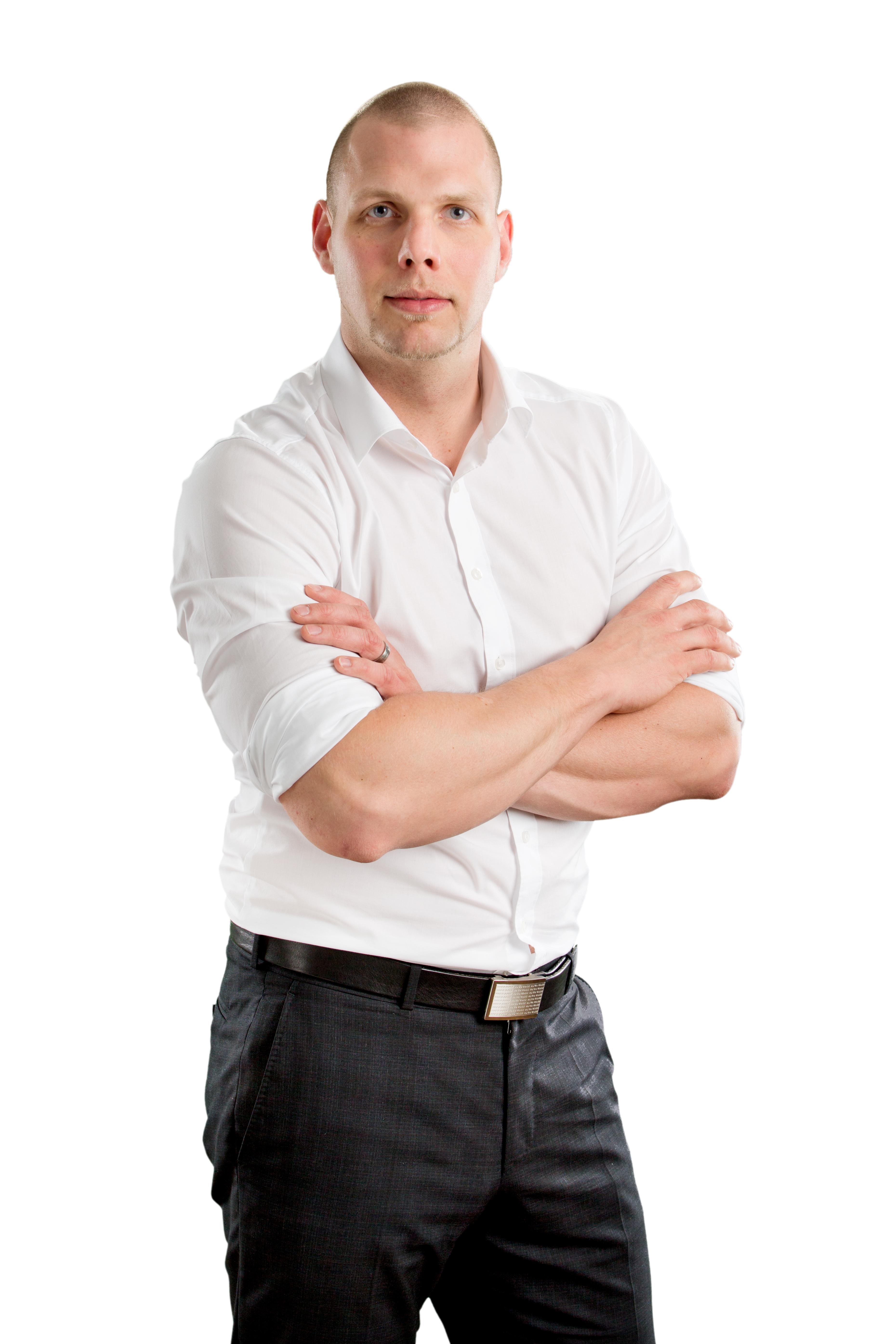 Serviceleiter Jochen Mayerhofer