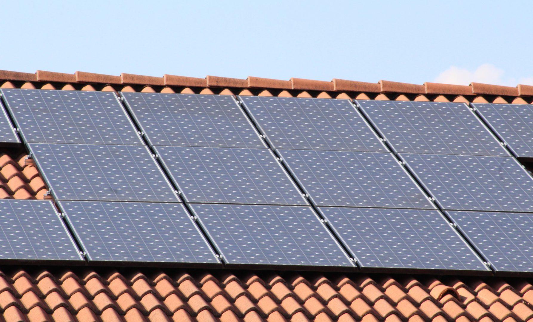 Überspannungsschutz für Photovoltaikanlagen ist wichtig