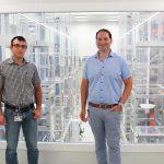 Reinhard Apfelthaler und Christian Zwettler im Interview