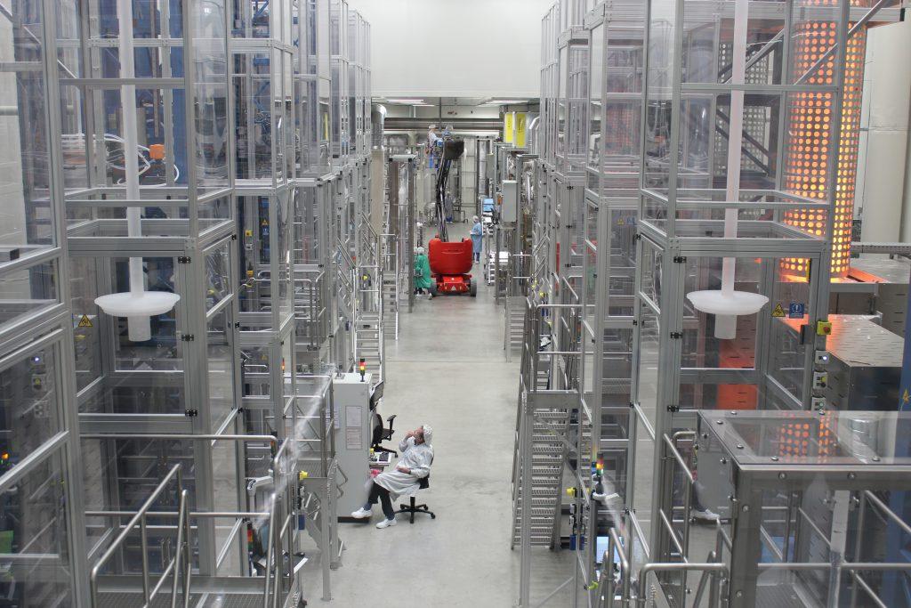 Ein Einblick in den Produktionsprozess von NBG